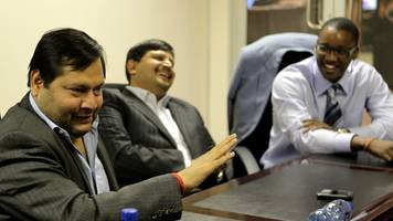 South Africa warrant for businessman Ajay Gupta cancelled
