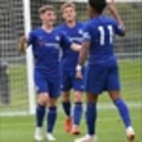 uefa youth league play-offs: who meets who