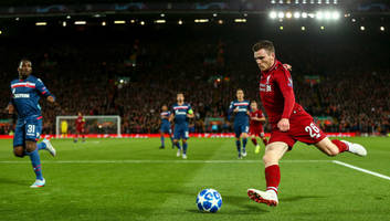 Andy Robertson Calls on Liverpool to Make the Most of Anfield Advantage Against Bayern