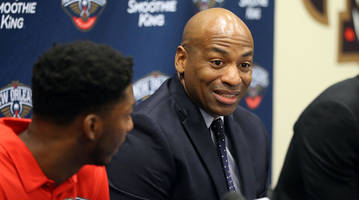 report: pelicans fire general manager dell demps