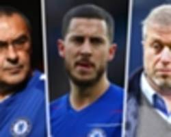 don't just blame sarri! six big systemic problems at chelsea