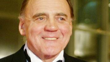 Bruno Ganz, who played Hitler in Downfall, dies aged 77