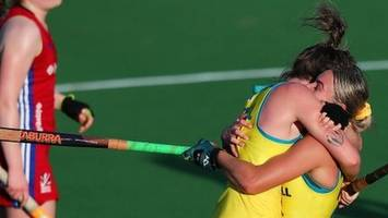 FIH Pro League: Great Britain's hockey teams slip to double defeat by Australia