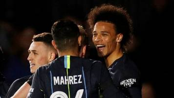 Newport 1-4 Man City: Phil Foden double helps City into FA Cup quarter-finals