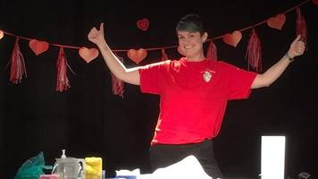ni science festival valentine's heart dissection brings in a crowd