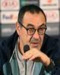 chelsea star believes maurizio sarri could be sacked this month