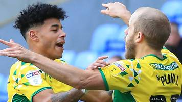 Bolton Wanderers 0-4 Norwich City: Teemu Pukki double helps Canaries regain top spot