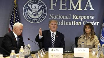 president trump nominates new fema director