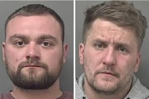 Police release statement after men who drop-kicked homeless men in Hull street are jailed
