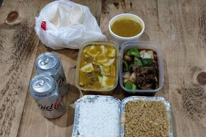 The Chinese takeaway so good you won't want to eat anywhere else