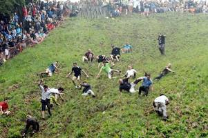 cheese rolling champion wins appeal against drug-driving conviction