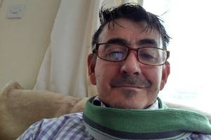 being on universal credit has left this chronically ill devon man 'suicidal'