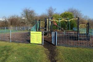 plans revealed for two new playgrounds in nottingham - and one even has its own pirate ship