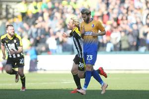 notts county 1-0 mansfield town - craig mackail-smith fires magpies closer to safety