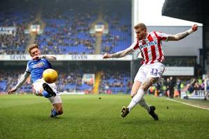 ipswich 0, stoke city 1 - fans have their say on first-half at portman road
