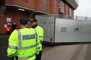 'dow b saft' aston villa cops have these messages for west brom fans
