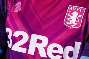 who wears number 41? aston villa's latest 2018-19 squad numbers