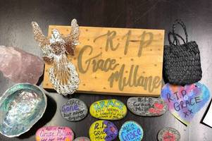 the amazing tributes sent to grace millane's family from new zealand