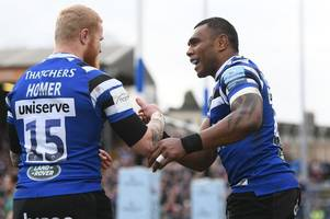 bath rugby player ratings: homer and stooke lead the way against newcastle falcons