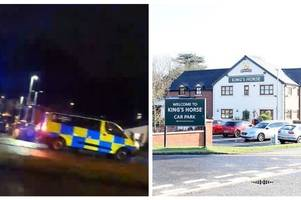 Boy, 8, released from hospital three weeks after being hit by 'drink-driver' on pub car park