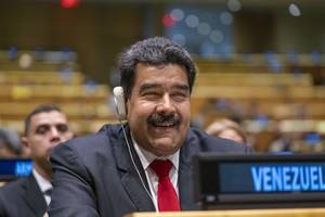'stealing billions, offering crumbs'—maduro on us