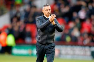 every word from reading fc boss jose gomes after the 4-0 thrashing at sheffield united