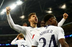 former chelsea striker names the two players who are key for tottenham to win a trophy