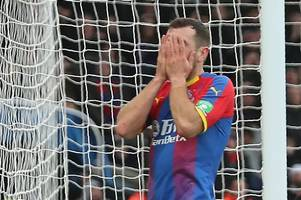 palace boss has a message for michy batshuayi & james mcarthur after missed chances vs west ham