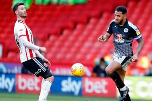 reading fc captain liam moore's apology to fans after sheffield united defeat