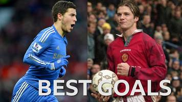 FA Cup: Chelsea v Man Utd - watch best goals