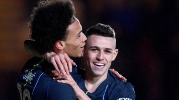 man city can win every competition this season - foden