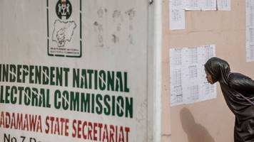 Nigeria election 2019: Appeal for calm after shock delay