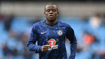 N'Golo Kante Considering Leaving Chelsea After 'Strain' in Relationship With Maurizio Sarri