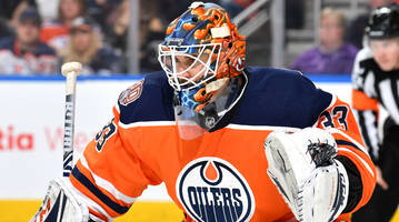 Oilers Trade Goalie Cam Talbot to Flyers