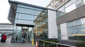 trust warns ulster hospital a&e 'extremely busy'