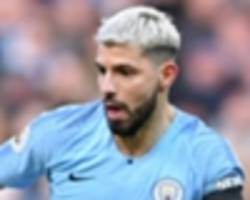 'man city can win everything' - aguero targets historic quadruple