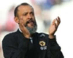 'this was a moment of joy' - wolves boss nuno hails side following fa cup victory