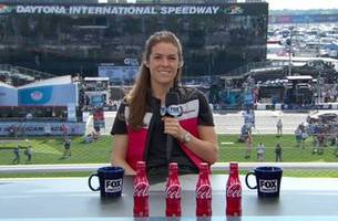 kelley o'hara stops by raceday to talk about the upcoming fifa women's world cup in france