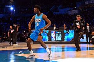 PHOTOS: Hamidou Diallo wins NBA All-Star Slam Dunk Contest