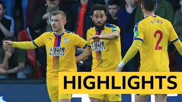 fa cup: doncaster rovers 0-2 crystal palace highlights