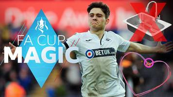 fa cup magic, fifth round: super solo goals, maupay's miss & 'everything but the kitchen sink'