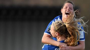 blades lose on penalties in women's fa cup