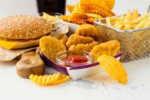 how many syns in mcdonald's, kfc, nando's - how to do takeaway on slimming world