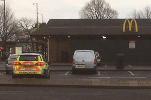 bristol mcdonald's 'stabbing': police issue urgent appeal as second teen arrested