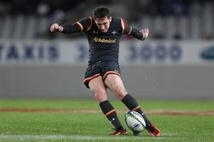 rugby rumours and transfer news: leicester tigers boss addresses manu tuilagi's future; tigers, gloucester and quins target welsh fly-half; all blacks try machine on the market
