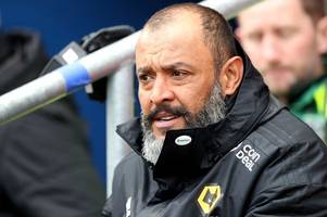 nuno, paul ince and the wolves spat that will make fans giggle