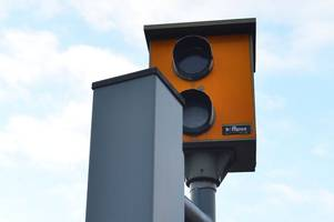 new hi-tech speeds cameras are coming to a road near you to catch drivers running red lights after rise in fatal crashes