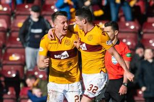 motherwell 2 hearts 1 as david turnbull strike in injury time leaves colin doyle red-faced - 3 talking points
