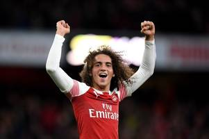 '£150m and Mbappe!' Arsenal fans react to shock Matteo Guendouzi transfer news