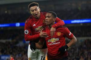 manchester united squad confirmed for chelsea fa cup clash as lingard and martial miss out